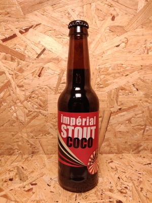 Imperial stout coco